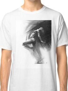 Fount - Conté Drawing Classic T-Shirt