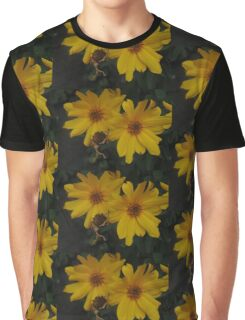 British summer flowers Graphic T-Shirt