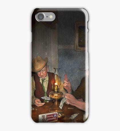 Poker - Poker face 1939 iPhone Case/Skin