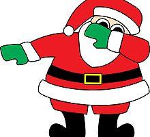 Santa Claus Dab by avazquez