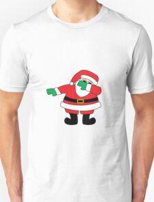 Santa Claus Dab T-Shirt