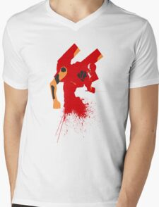 Unit 02 Mens V-Neck T-Shirt