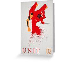 Unit 02 Greeting Card