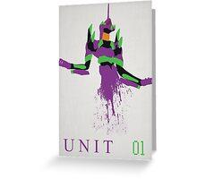 Unit 01 Greeting Card