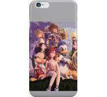 Kingdom Hearts Gang iPhone Case/Skin