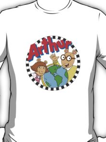 Arthur and DW T-Shirt
