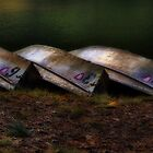 Boats of Three by vigor