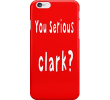 Christmas Vacation iPhone Case/Skin