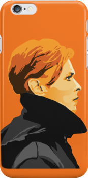 """Low"" Bowie iPhone/iPod Case by Bowieisgod"