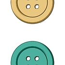 Buttons  by Amy-Elyse Neer