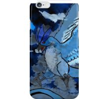 Articuno Through the Frost iPhone Case/Skin