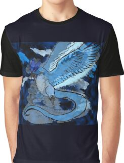 Articuno Through the Frost Graphic T-Shirt