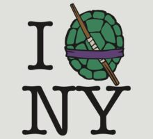 New Yorkers in a Half Shell (The Does Machines Edition) by Daniel Rubinstein