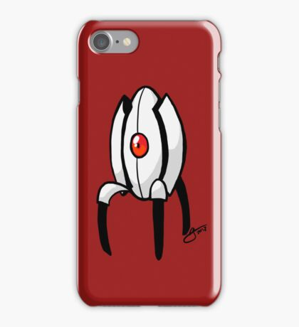 Turret Phone Case Red ver. iPhone Case/Skin