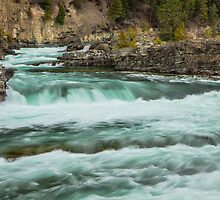 Kootenai Falls by Jim Stiles