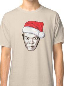 Samuel L. Jackson - Christmas T-Shirt Classic T-Shirt