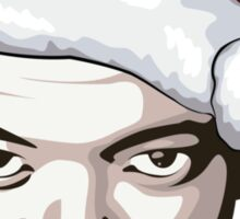 Samuel L. Jackson - Christmas T-Shirt Sticker