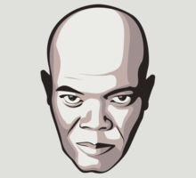 Samuel L. Jackson - Faces Of Awesome by FacesOfAwesome