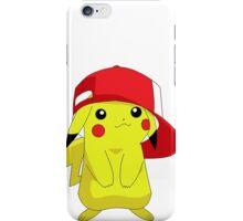 Pokemon Pikachu in Hat Cool Pika iPhone Case/Skin