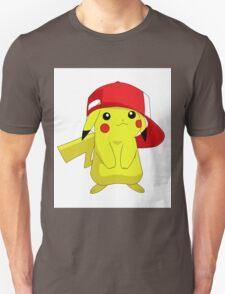 Pokemon Pikachu in Hat Cool Pika T-Shirt