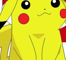 Pokemon Pikachu in Hat Cool Pika Sticker