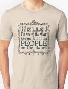 Other People Dark on Light T-Shirt