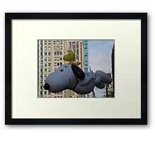 Macy's Thanksgiving Day Parade, Macy's Herald Square, 2015, New York City Framed Print
