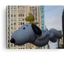 Macy's Thanksgiving Day Parade, Macy's Herald Square, 2015, New York City Canvas Print