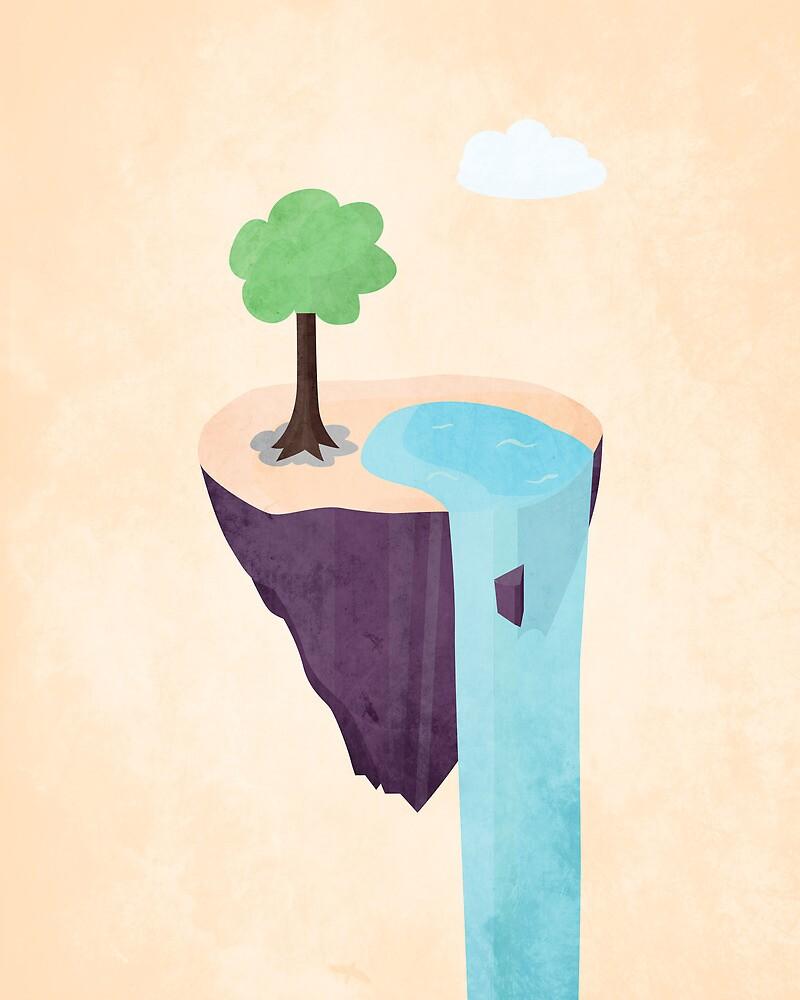 Floating Island by Simon Alenius
