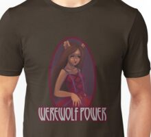 WereWolf Power Unisex T-Shirt