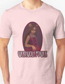 WereWolf Power T-Shirt