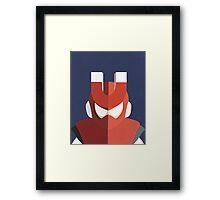 Magnet Man Framed Print