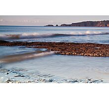 Early Morning Tide Photographic Print