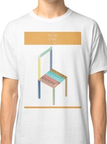 Periodic Chair of Elements Classic T-Shirt