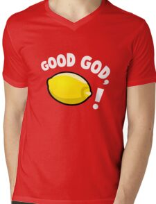 Good God, Lemon! Mens V-Neck T-Shirt