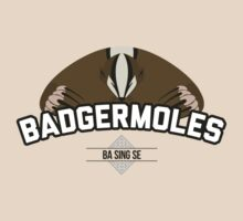 Ba Sing Se Badgermoles by jdotrdot712