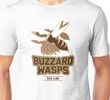 Bau Ling Buzzard Wasps Unisex T-Shirt