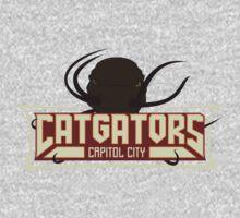 Capitol City Catgators Kids Tee
