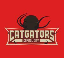 Capitol City Catgators Baby Tee