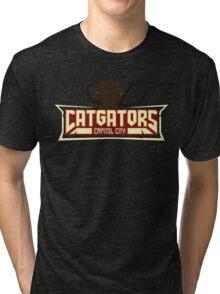 Capitol City Catgators Tri-blend T-Shirt