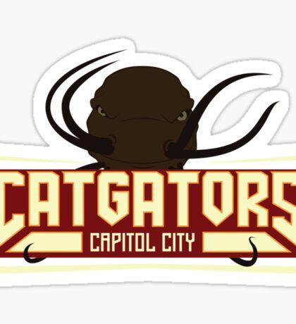 Capitol City Catgators Sticker