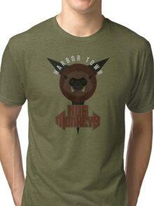 Harbor Town Hog Monkeys Tri-blend T-Shirt