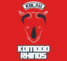 Kolau Komodo Rhinos Kids Clothes