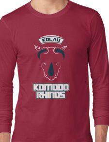 Kolau Komodo Rhinos Long Sleeve T-Shirt