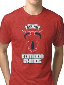 Kolau Komodo Rhinos Tri-blend T-Shirt