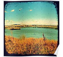 Dangars Lagoon Through The Viewfinder (TTV) Poster
