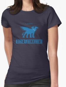Laogai Lion Vultures Womens Fitted T-Shirt