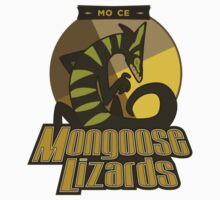 Mo Ce Mongoose Lizards Kids Clothes