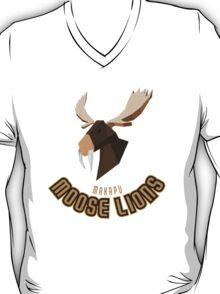 Makapu Moose Lions T-Shirt