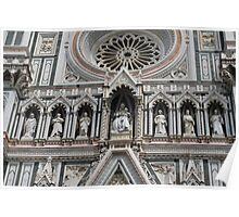 The Duomo, Florence Poster